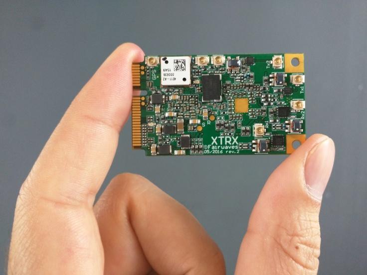 04 – First prototypes – XTRX – A Fairwaves tiny SDR